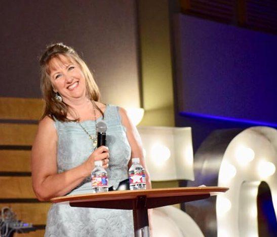 Kimberly Oaster Speaking